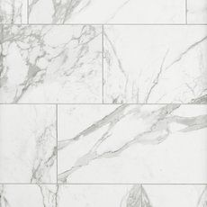Shop our wide selection of marble look tile, marble shower tile, calacatta porcelain tile bathroom and carrara marble tile shower at Floor & Decor. Marble Look Tile, Stone Look Tile, Ceramic Floor Tiles, Bathroom Floor Tiles, Kitchen Floor, Polished Porcelain Tiles, Porcelain Skin, Porcelain Floor, Porcelain Jewelry