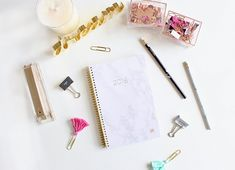 2018 Prep: The Best Planners to Get You Excited for the New Year #office #planners #calendars
