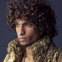 #curls - men's hair