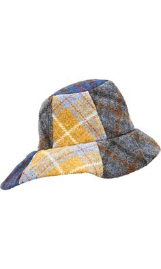 a4a129b339a Albertus Swanepoel Harris Tweed Hat Get it quick at the Barneys New York  Sale!