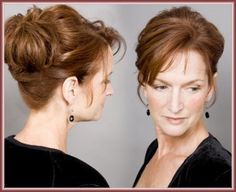 mother of the bride hairstyles | Mother Of The Bride Hairstyles For Medium Length Hair Idea