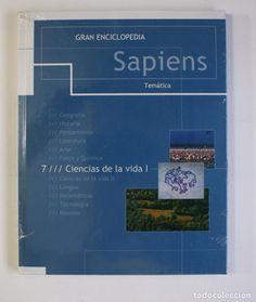 GRAN ENCICLOPEDIA SAPIENS TEMÁTICA - TOMO 7 - CIENCIAS DE LA VIDA I (Libros de Segunda Mano - Enciclopedias)