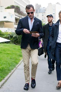 Men's street style roundup from Paris.