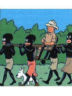 2012, September 26: After protests, the childen's library at Stockholm's Kulturhuset retracts a decision to Tintin comic books on grounds of racism.