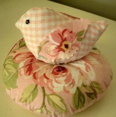Sweet Bird Pin Cushion