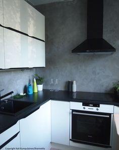 Uusimaa, Kitchen renovation 2014 by Kati Kumpulainen, Ihannetila.fi