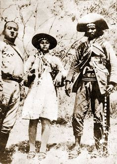 Sertão - cangaceiros