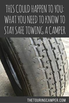 camper axle problems