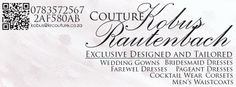 Kobus Rautenbach Couture - our featured designer in the April edition. Vintage Hollywood Couture at it's best!  www.klerksdorpweddings.co.za Men's Waistcoat, Pageant Dresses, Vintage Hollywood, Wedding Gowns, Bridesmaid Dresses, Couture, Design, Homecoming Dresses Straps, Bridesmade Dresses