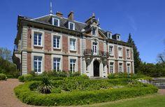 Chateau de Vadancourt . Massemy. Aisne