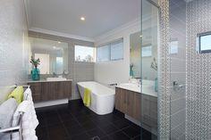 The Belvoir display home Hilbert, Perth. Ensuite