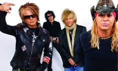 Poison  25th anniversary tour (with Motley Crue and New York Dolls) 2011 and 2012 with Def Leppard.