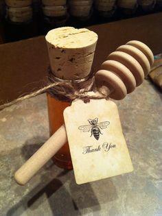 Honey Jar Favor