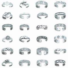 toe rings <3