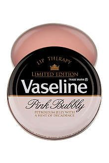 VASELINE Limited Edition Pink Bubbly Lip Therapy: pink champagne