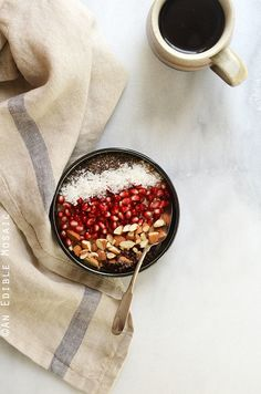 5. 10-Minute Cinnamon Raisin Brown Rice Breakfast Porridge