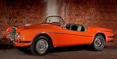 1950s Alfa Romeo 1900C Coupe Lugano by Ghia-Aigle
