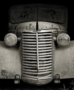 Old Chevy Truck, Montana 2007 - By Robert Osborn