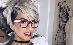 Alineh Avanessian Short Hairstyles - 1