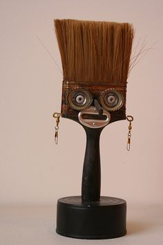 paint brush sculpture | Flickr - Photo Sharing!