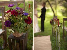 princess bride wedding inspiration - Ashley Bee Photography via Green Wedding Shoes