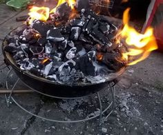 How to make a Forge from a BBQ