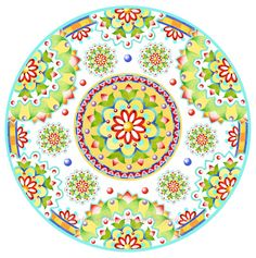 Kristofers Mandala home decor archival by #PatriciaSheaDesigns 5 from the sale of each print goes directly to #AutismSpeaks on behalf of my friend Kristofer :)
