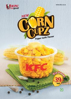 KFC 2014: Various Projects on Behance