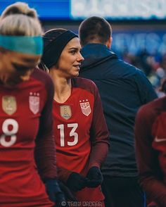 Next up, @alexmorgan13 and company Probably the... | Alex Morgan Is The Best Universe