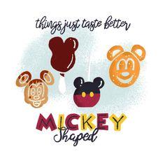 Shop Mickey shaped food disney t-shirts designed by littlesparks as well as other disney merchandise at TeePublic. Disney Food, Disney Stuff, Disney Vacations, Disney Trips, Magic Carpet, Disney Merchandise, Disney Quotes, Little Birds, Food Design