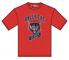 108stitches.com STL RALLY CAT TEE 50% Polyester 25% Cotton 25% Rayon. Pre-shrunk, Extremely soft, comfortable and stretchy 000
