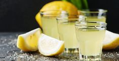 Italian Limoncello Recipe: How To Make the Authentic Kind Your Foodie Friends Will Love! Authentic Limoncello Recipe, Italian Limoncello Recipe, Homemade Limoncello, Homemade Alcohol, Homemade Liquor, Dried Lemon, Summertime Drinks, Alcohol Drink Recipes, Risotto Recipes