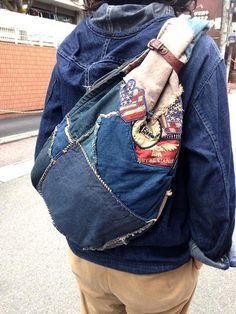 KAPITAL - Hobo bag