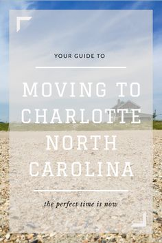 "Bethany Mitchell Homes: Your Guide to Moving to Charlotte, NC // One client said: ""If you have any doubt about choosing a Realtor, you cannot go wrong with Bethany. She will make the entire experience easy for you."""