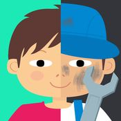 This is my Car – Mechanics for Kids by urbn; pockets