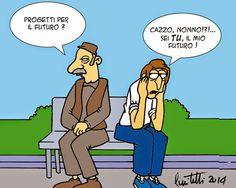 """ITALIAN COMICS - """"Il Mondo in una vignetta"""" di Ignazio Piscitelli: un grande futuro… alle spalle."""