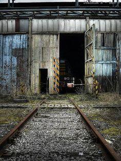 Forgotten Train Depot