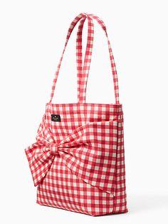 Kate Spade on purpose Canvas Tote, Pink Gingham Chloe Handbags, Kate Spade Handbags, Satchel Handbags, Purses And Handbags, Leather Handbags, Ladies Handbags, Hermes Handbags, Classic Handbags, Vintage Handbags