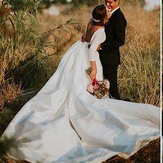 Sara ❤️❤️❤️#atelier #couture #dress #bridal #wedding #couture #fashion #novias #rubenhernandezcostura #alicante # @javierberenguer