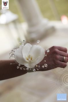 "Add a bit of hand glamour for ""Mother of the Bride, Grandmother's & Aunts"""