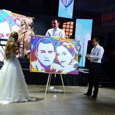Този поп арт портрет е свързан с идеи за: - подаръци за сватба - годежни пръстени - подарък за младо семейство - луксозни подаръци за сватба - подарък за годишнина - организация на сватба