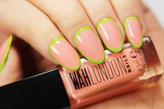 Using #wahLADAY + #wahGREENNAILARTPEN on offer, two for £12 at Boots.com, they ship to UK and most parts of Europe smile emoticon Shop here: http://po.st/WAHEASTER