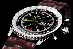 Breitling Navitimer Watch - STEP, IGES, Obj