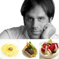 1 star - Chef Davide Oldani - Restaurant Trattoria -O- - Milan, Italy #italianfood #italianchef #italianrestaurant www.100ITA.com
