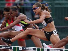 Lolo Jones Olympic Track & Field