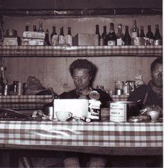 A table Station Centrale Bernard Izabelle mon oncle