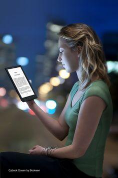 Alle Infos zum Bookeen Cybook Ocean - ALLESebook.de