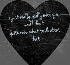 I'm stuck here without you my Angelpie! I miss you so, so much ♥★❕