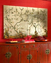 9 Splendid Cool Tips: Dining Furniture Ideas Thrift Stores dining furniture makeover style.Rustic Dining Furniture Wine Racks dining furniture makeover how to paint. Asian Furniture, Chinese Furniture, Painted Furniture, Bali Furniture, Furniture Buyers, Furniture Ideas, Asian Inspired Decor, Asian Home Decor, Asian Inspired Bedroom
