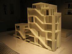 Townhouse Model [design by Johanne Nalbach]